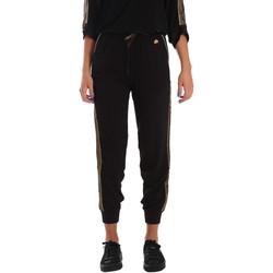 Îmbracaminte Femei Pantaloni de trening Fornarina BE171L96C99700 Negru