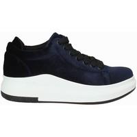 Pantofi Femei Pantofi sport Casual Exé Shoes F17006688206 Albastru