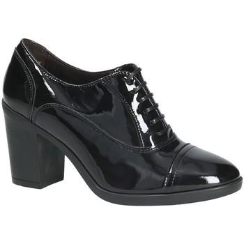 Pantofi Femei Pantofi Derby Maritan G 140468 Negru