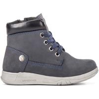 Pantofi Copii Ghete Lumberjack SB29501 001 D01 Albastru
