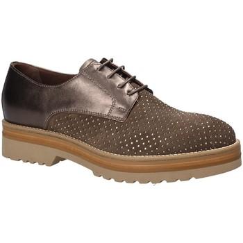 Pantofi Femei Pantofi Derby NeroGiardini A806560D Maro