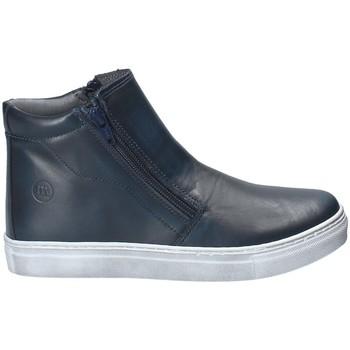 Pantofi Băieți Ghete Melania ME6632F8I.B Albastru
