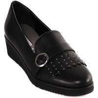 Pantofi Femei Mocasini Grunland SC3141 Negru