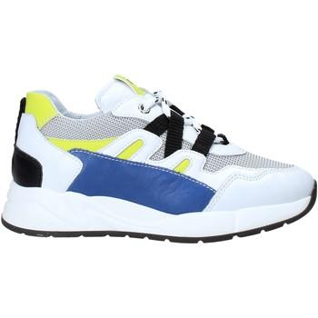 Pantofi Băieți Pantofi sport Casual Nero Giardini E033781M Alb