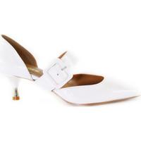 Pantofi Femei Pantofi cu toc Grace Shoes 319R004 Alb