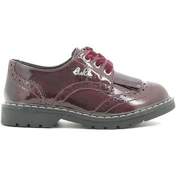 Pantofi Copii Pantofi Derby Lulu LL130007S Roșu