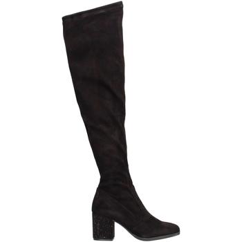 Pantofi Femei Cizme casual Gattinoni PINVK0764W Negru