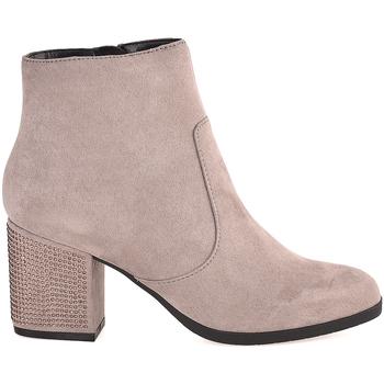 Pantofi Femei Botine Gattinoni PINVK0763W Bej