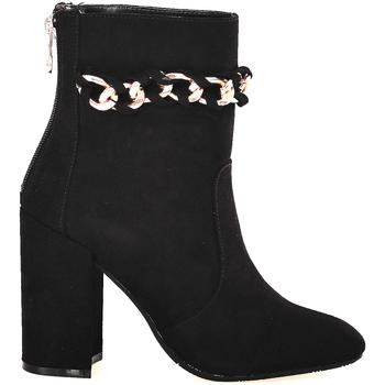 Pantofi Femei Botine Gattinoni PINOD0784W Negru