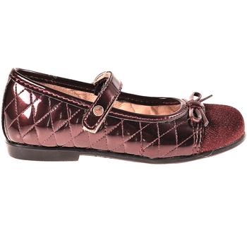 Pantofi Fete Balerin și Balerini cu curea Melania ME2054D8I.C Roșu