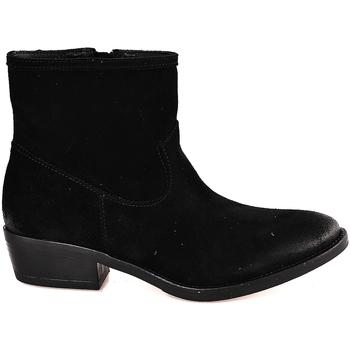 Pantofi Femei Botine Mally 5340 Negru