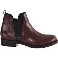 Pantofi Femei Botine Mally 5948 Roșu