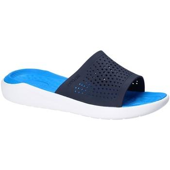 Pantofi Bărbați Șlapi Crocs 205183 Albastru
