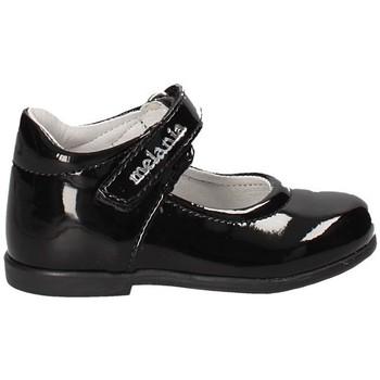 Pantofi Fete Balerin și Balerini cu curea Melania ME1401B8I.A Negru