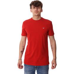 Îmbracaminte Bărbați Tricouri mânecă scurtă Antony Morato MMKS01737 FA120022 Roșu