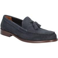 Pantofi Bărbați Mocasini Marco Ferretti 160745 Albastru