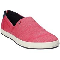 Pantofi Bărbați Pantofi Slip on Tommy Hilfiger FM0FM01380 Roșu