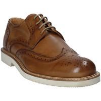 Pantofi Bărbați Pantofi Derby Exton 9190 Maro