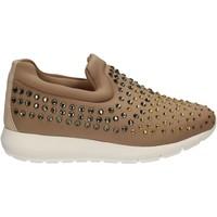 Pantofi Femei Pantofi Slip on IgI&CO 7763 Bej