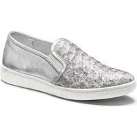 Pantofi Femei Pantofi Slip on Keys 5051 Argint