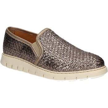 Pantofi Femei Pantofi Slip on Maritan G 160760 Argint