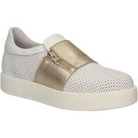 Pantofi Femei Pantofi Slip on Exton 1904 Alb