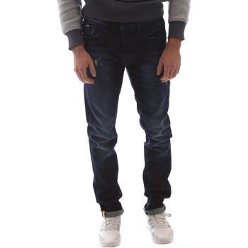 Îmbracaminte Bărbați Jeans slim Gas 351144 Albastru