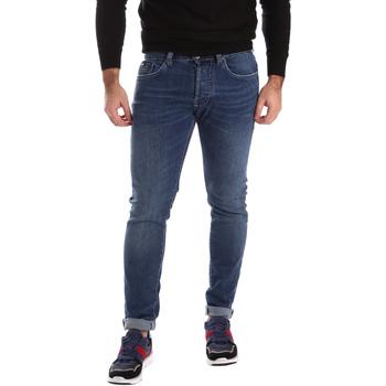 Îmbracaminte Bărbați Jeans skinny Gas 351276 Albastru
