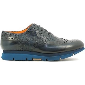 Pantofi Bărbați Pantofi Derby Rogers 3863-6 Albastru