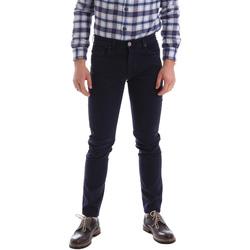 Îmbracaminte Bărbați Pantalon 5 buzunare Sei3sei 02396 Albastru