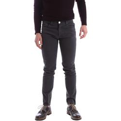Îmbracaminte Bărbați Pantalon 5 buzunare Sei3sei 02396 Gri