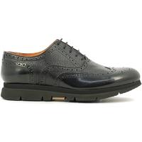 Pantofi Bărbați Pantofi Derby Rogers 3863-6 Negru