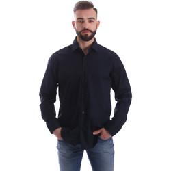 Îmbracaminte Bărbați Cămăsi mânecă lungă Gmf 962250/01 Albastru
