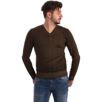 Îmbracaminte Bărbați Pulovere Wool&co WO0002 Maro