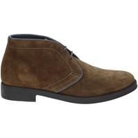 Pantofi Bărbați Ghete Geox U6482B 000HM Maro