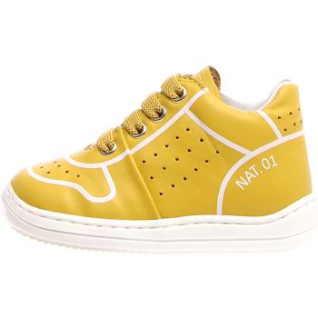 Pantofi Copii Pantofi sport stil gheata Naturino 2013460-01-0G04 Galben