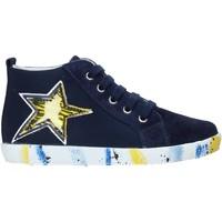 Pantofi Băieți Pantofi sport stil gheata Falcotto 2013554-01-1C49 Albastru