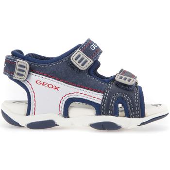 Pantofi Copii Sandale sport Geox B821AA 08522 Albastru