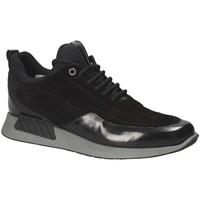 Pantofi Bărbați Pantofi sport Casual Exton 162 Negru