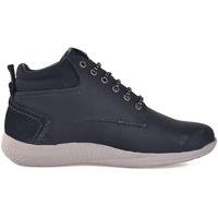 Pantofi Bărbați Ghete Wrangler WM182150 Albastru