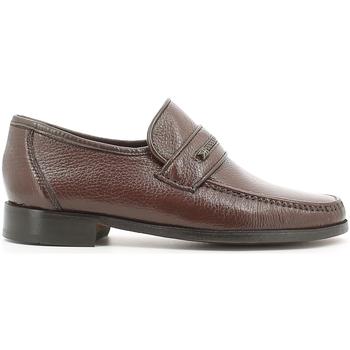 Pantofi Bărbați Mocasini Fontana 1934 CE Maro