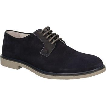 Pantofi Bărbați Pantofi Derby Café Noir RB613 Albastru