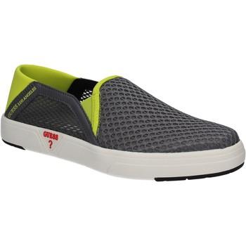 Pantofi Bărbați Pantofi Slip on Guess FMYAL2 FAB12 Gri