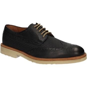 Pantofi Bărbați Pantofi Derby Maritan G 111913 Albastru