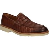 Pantofi Bărbați Mocasini Maritan G 160771 Maro