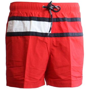 Îmbracaminte Bărbați Maiouri și Shorturi de baie Tommy Hilfiger UM0UM00236 Roșu