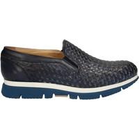 Pantofi Bărbați Mocasini Rogers RUN14 Albastru