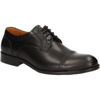 Pantofi Bărbați Pantofi Derby Rogers 1602B Negru