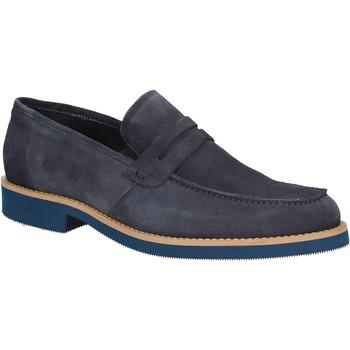 Pantofi Bărbați Mocasini Rogers 1008B Albastru