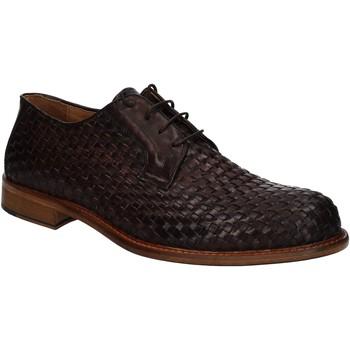 Pantofi Bărbați Pantofi Derby Exton 9910 Maro